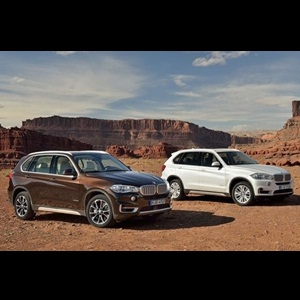 2014 BMW X5 official pictures leaked from every angel including interior