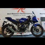 Red Rooster Performance developing Turbocharged Yamaha YZF-R15