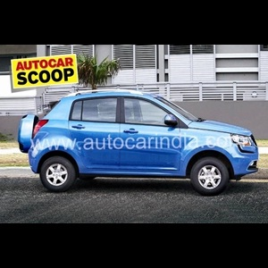 5+1 seating arrangement for the new Mahindra SsangYong S101 Mini-SUV
