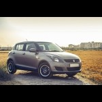 Touch of style for the Maruti Swift by BigDaddy
