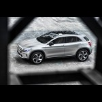 Mercedes-Benz GLA entry level SUV might come to India