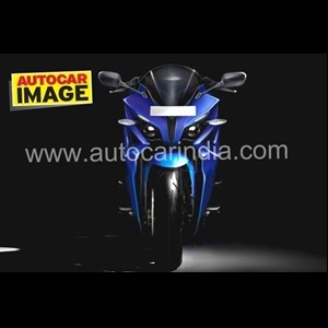 Bajaj Pulsar 375's more detail and rendered picture emerges