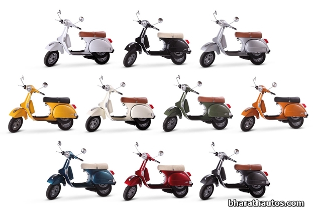 LML Scooter line-up