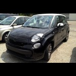 Spy Shots - Fiat 500XL spotted abroad, likely to rival Maruti Ertiga in India
