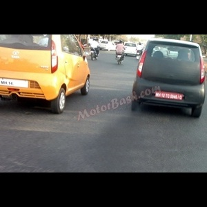 More Pics and Details about the much anticipated Tata Nano Diesel