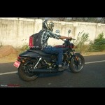 Harley Davidson may introduce smaller displacement bikes for India