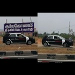 Spy Shots - Next Gen 2014 Hyundai i20 seen testing in India