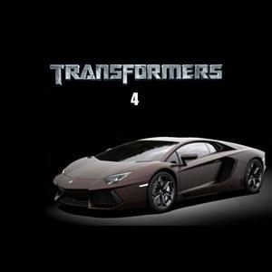 Tranformers 4 casts Lamborghini Aventador