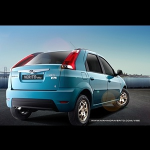 Mahindra Verito Vibe compact car launched at Rs. 5.63 lakh