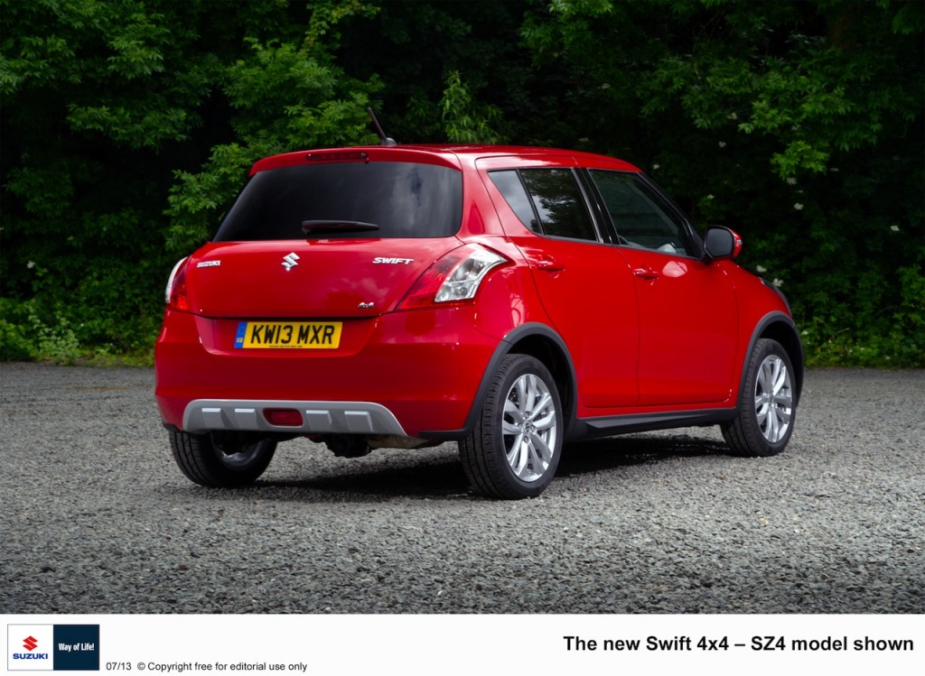 Suzuki Swift Weight Kg