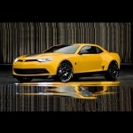 Transformers 4 movie casts 6th-Gen Chevrolet Camaro 2016 Upgrade