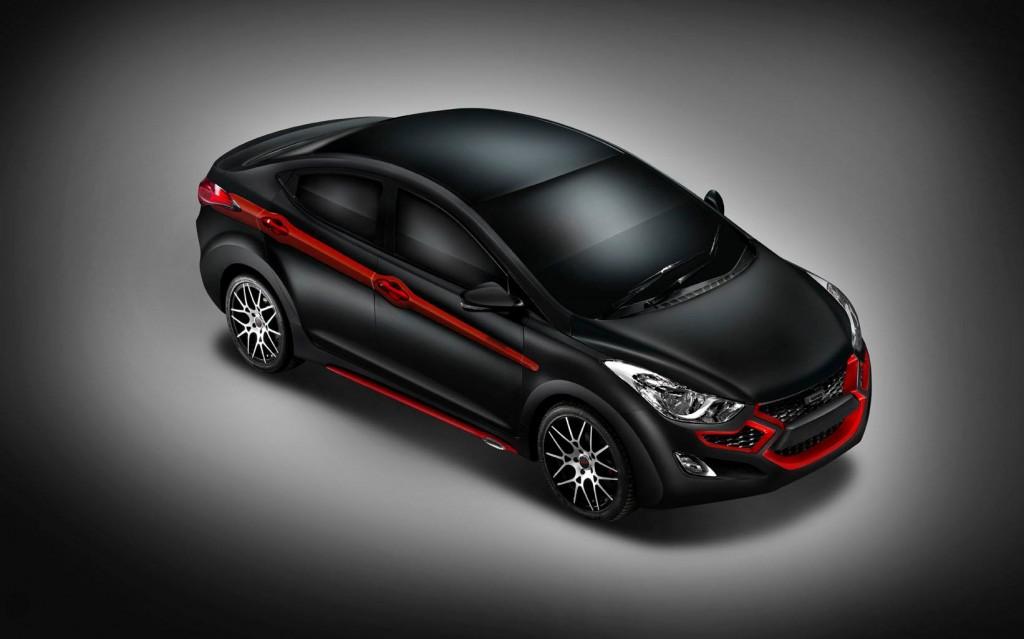 Hyundai Elantra Gets A New DC Modification
