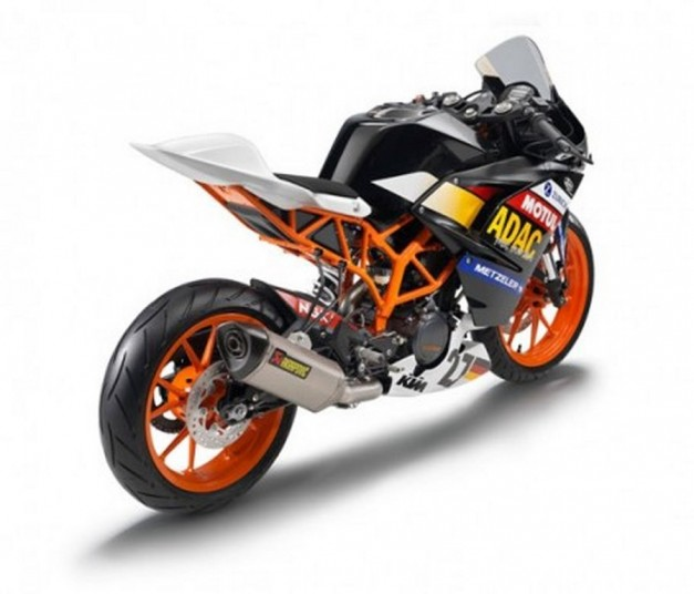 KTM-Duke-RC-390-Rear