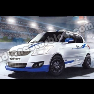 Maruti Swift RS Limited Edition