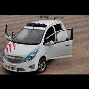 Modified-Chevrolet-Beat-Exquisite-India