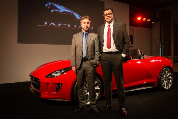 Jaguar F Type launched in India at 1.37 crores INR
