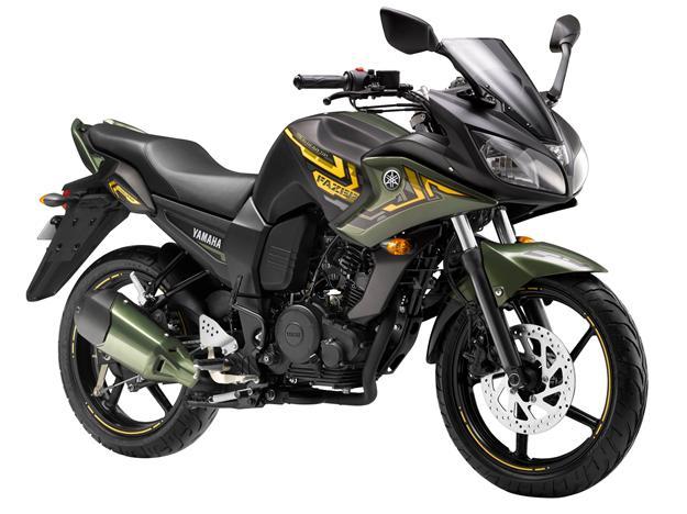 Yamaha FZ-S and Fazer special editions