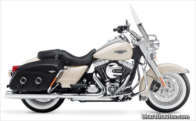 2014 Harley-Davidson Road King Special India