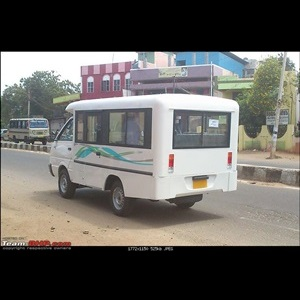 Ashok-Leyland-Dost-Express-Passenger-Van-India