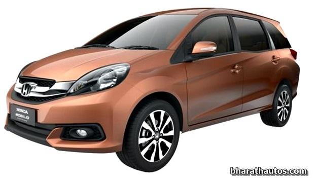 Honda-Brio-Mobilio-MPV-India-FrontFascia