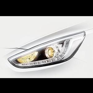 Hyundai-Verna-LED-headlight