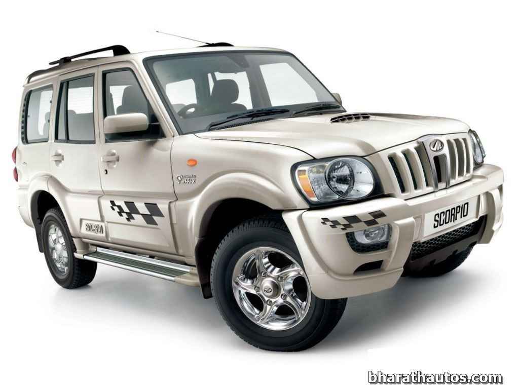 2013 Mahindra Scorpio Special Edition Limited To 500 Units