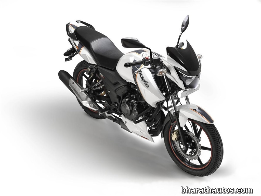 Tvs Phoenix 125 And Apache Rtr 160 Gets New Paint Job on cabriolet motors