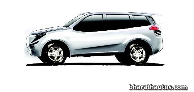 new car launches todayRumor  New Mahindra Scorpio facelifted to be launched today