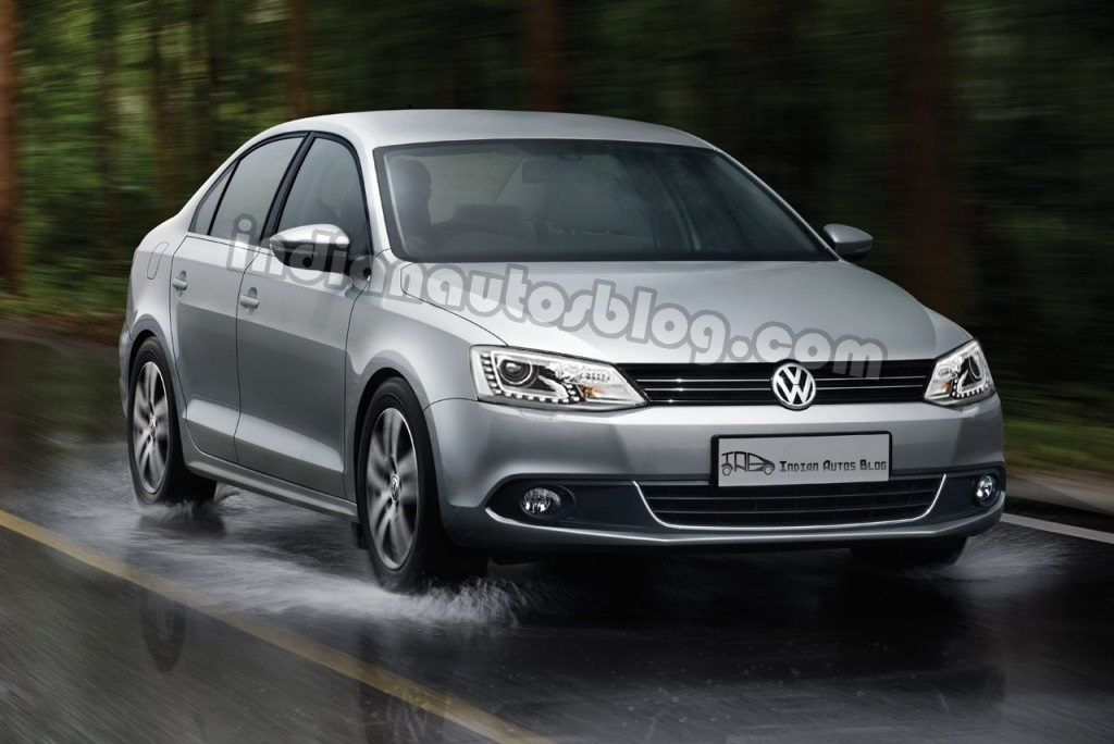 New Volkswagen Jetta Facelift Coming To India Soon Prices