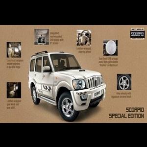 Mahindra-Scorpio-Special-Edition-500-Units-India