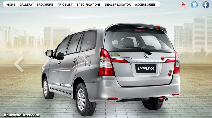 Toyota Innova Facelift Launched In India At Rs 9 77 Lakh