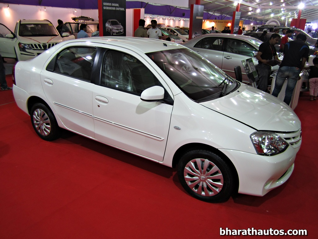 Next-gen Toyota Etios on the works, launch slated for late-2015