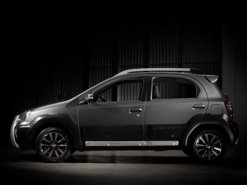 Toyota Etios Cross Pops Up In Brazil To Cost Around Inr