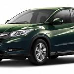 honda-vezel-compact-suv-green-india