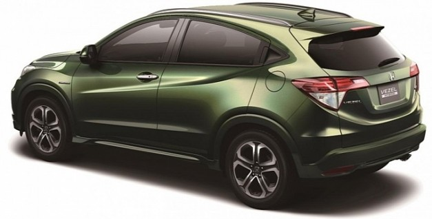 honda-vezel-compact-suv-india-rear-view