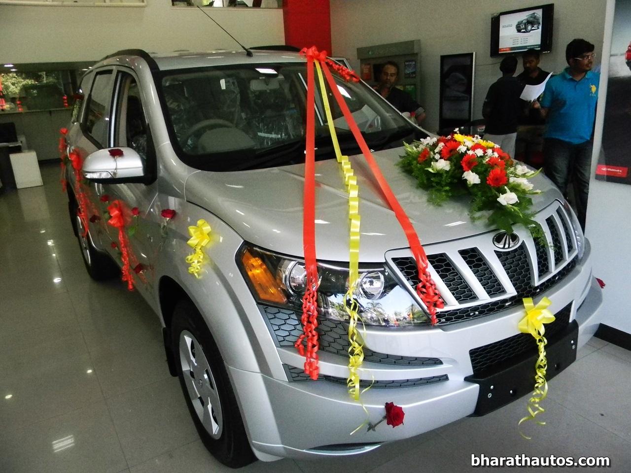 New mahindra xuv500 w4 india 009