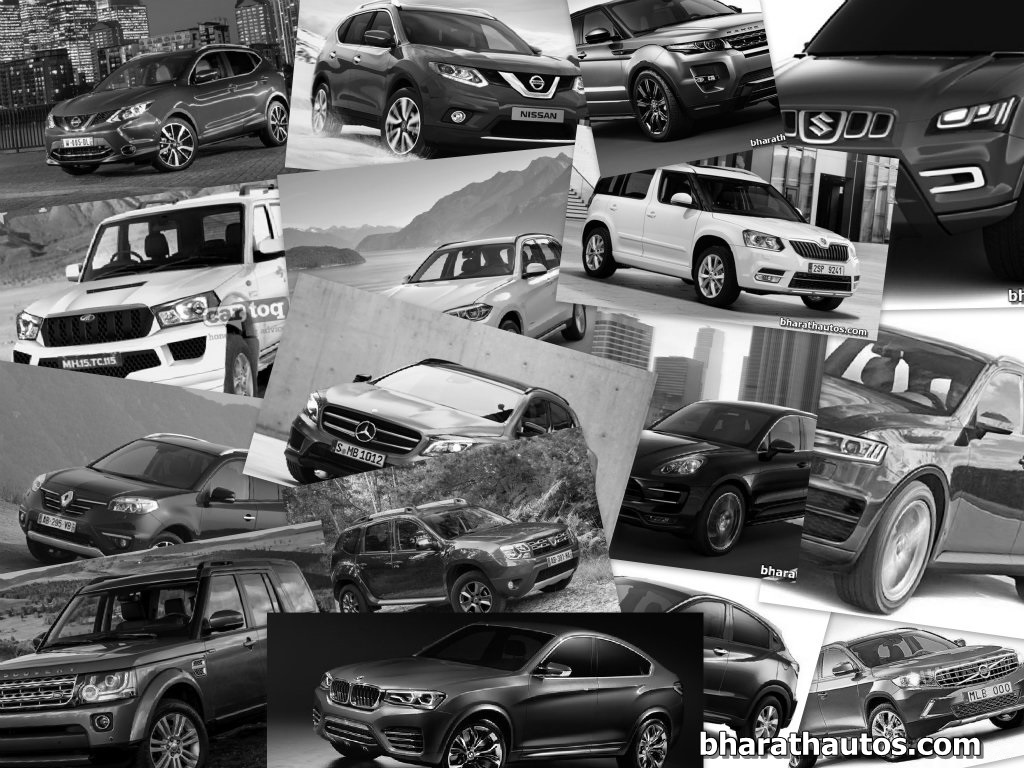 upcoming-suvs-for-india-in-2014