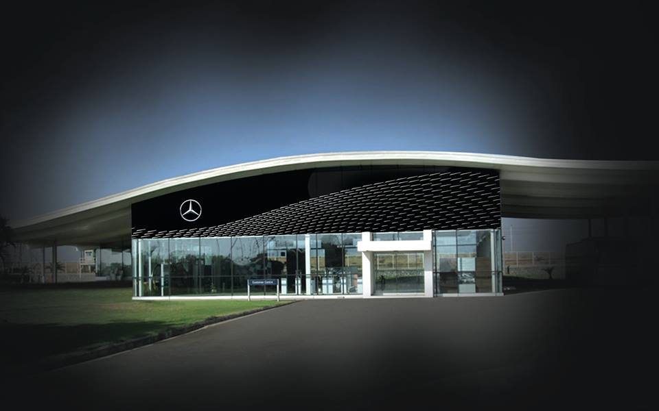 mercedesbenz india introduces �center of excellence� for