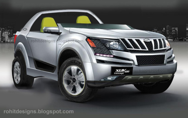 Mahindra Confirms 4 New Vehicle Platforms Gives Sneak