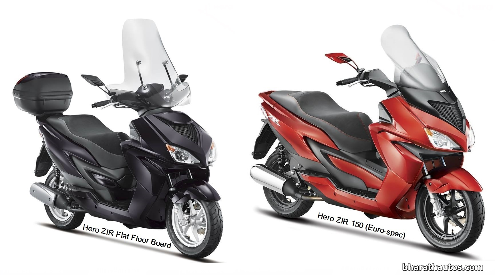 2014 Auto Expo – Hero MotoCorp's upcoming scooter in 2015 & 2016