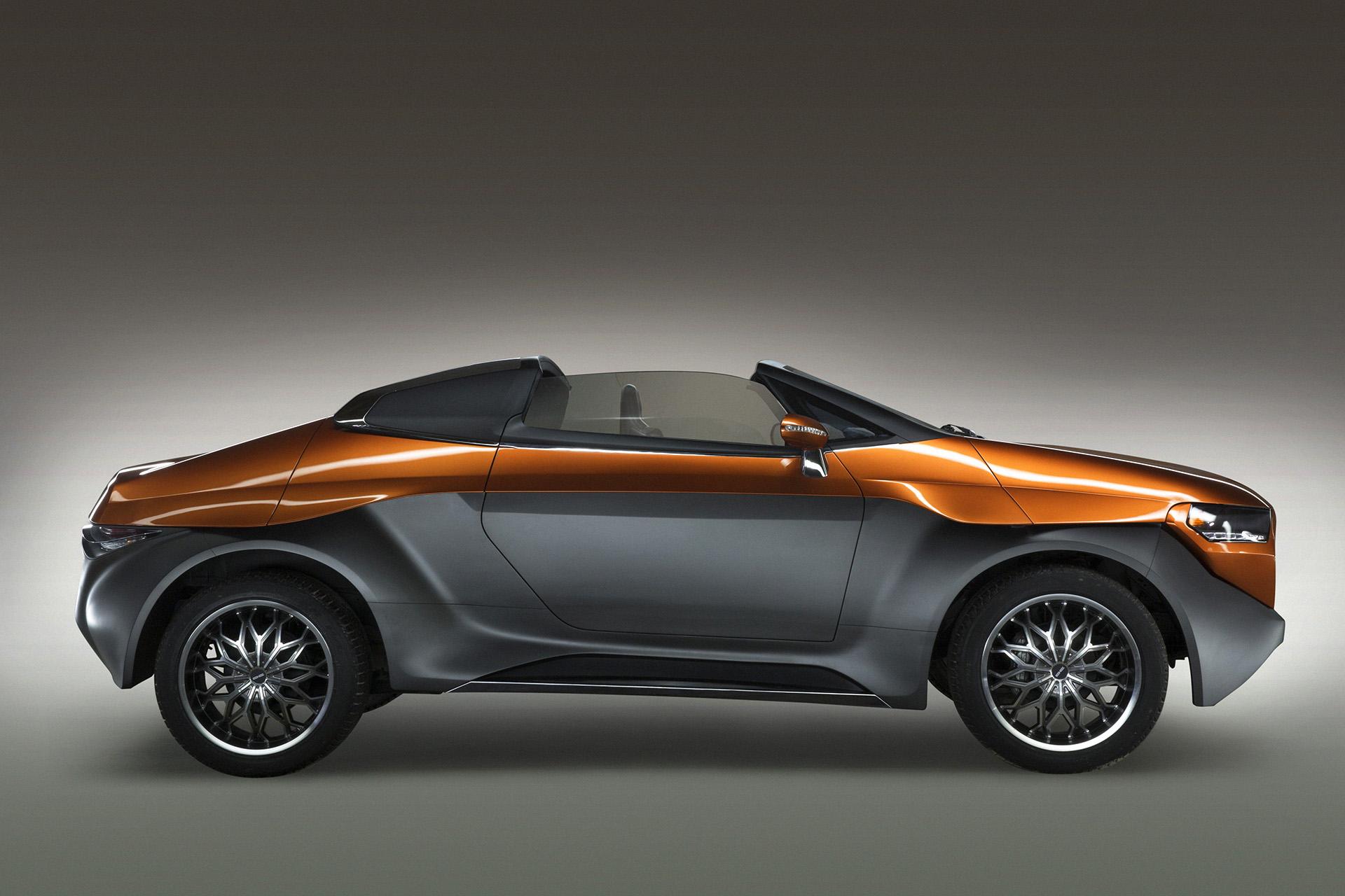 DC Design Unveils Eleron SUV & Tia 2