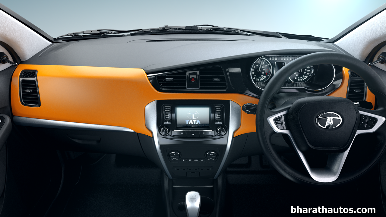 Tata Motors Officially Unveiled Zest Compact Sedan And
