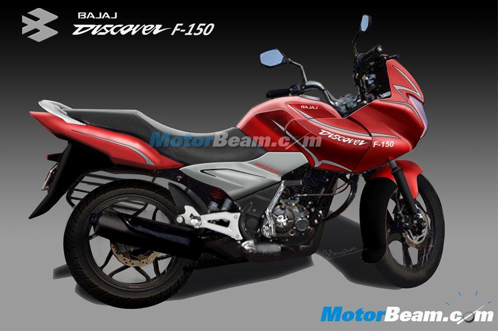 New Bajaj Discover 150