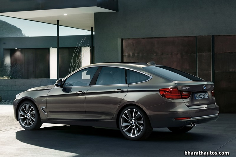 2014 bmw 3 series gran turismo rearview. Cars Review. Best American Auto & Cars Review