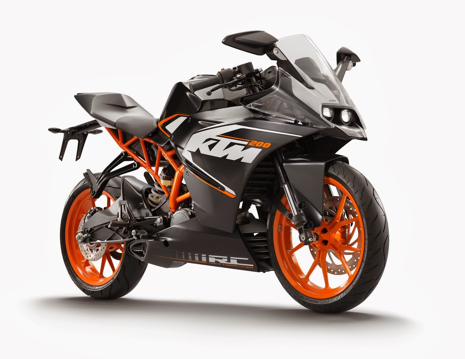 KTM India to launch 4 new bikes [RC200, RC390, 390 Adventure, 1190