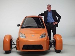 ELIO MOTORS PAUL ELIO AND PROTOTYPE