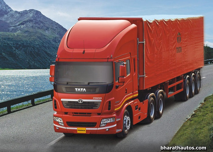 Tata Motors Launched 10 New Prima Lx Trucks For Affordable