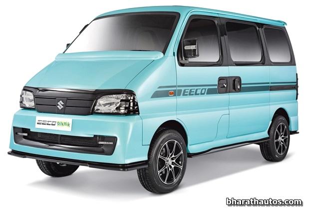 Maruti Suzuki Omni Modified