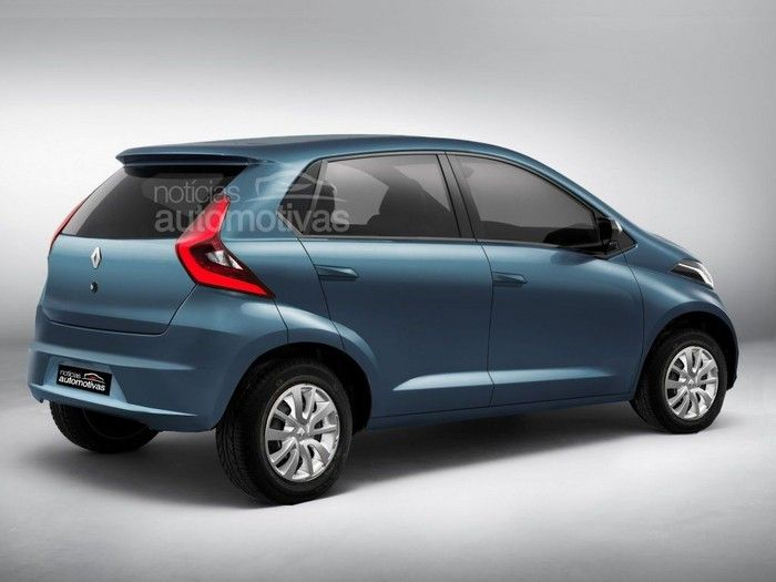 Datsun RediGo based 'Renault XBA' to be launched in 2015 - Bharath