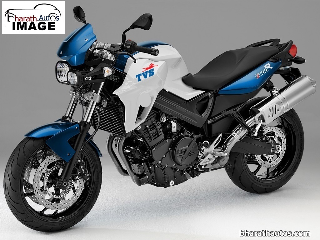TVS-BMW's first product 300cc streetbike launch by 2015/16 - Bharath